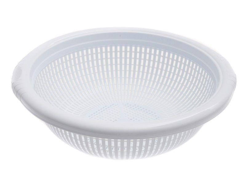 Sítko plastové 27,5 cm bílé Smart Cook