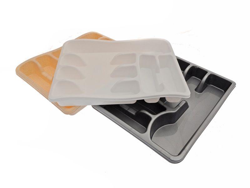 Plastový příborník 38 x 30 x 5 cm Smart Cook