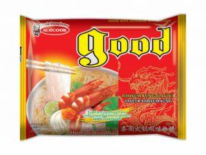 Good instantní skleněné nudle s příchutí krevetovou 60g