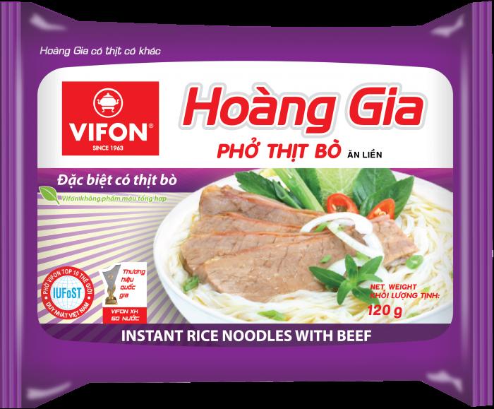 Instantní Pho Hovězí Hoang Gia 120g Vifon