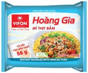 Instatní nudle Hoang Gia Vepřový 120g