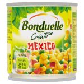 BONDUELLE Mexická směs 212 ml