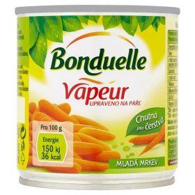 Bonduelle Vapeur Mladá Mrkev celá 212ml malá