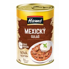 Hamé Mexický guláš, hotové jídlo 415g