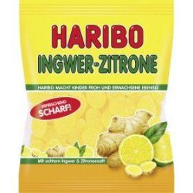 Haribo Ingwer Zitrone 175 g