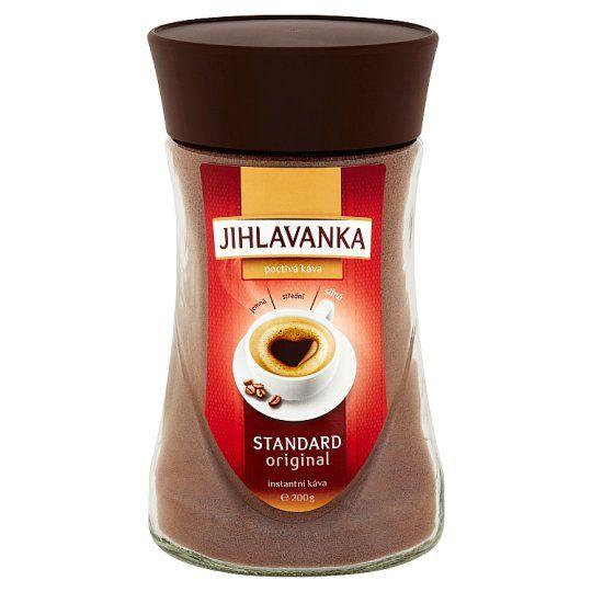 Jihlavanka Standard instantní káva 200g Davidoff