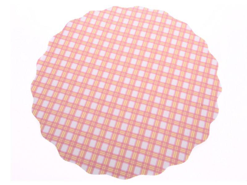 Prostírání kruhové 33 cm 3 ks Smart Cook