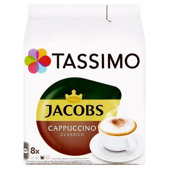 Tassimo Jacobs Cappuccino classico 260g Davidoff