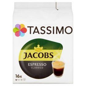 Tassimo Jacobs Espresso classico 16 x 7,4g