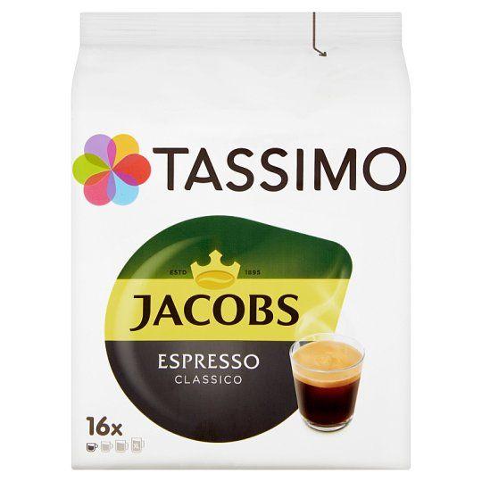 Tassimo Jacobs Espresso classico 16 x 7,4g Davidoff
