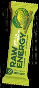 RAW ENERGY tyčinka jablko a skořice , 50 g