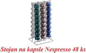 Stojan na kapsle Nespresso 48ks