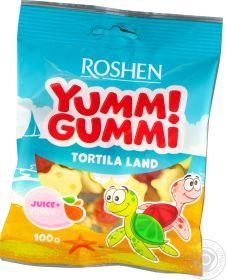 Yummi Gummi ŽELVIČKY 100g s jogurtem