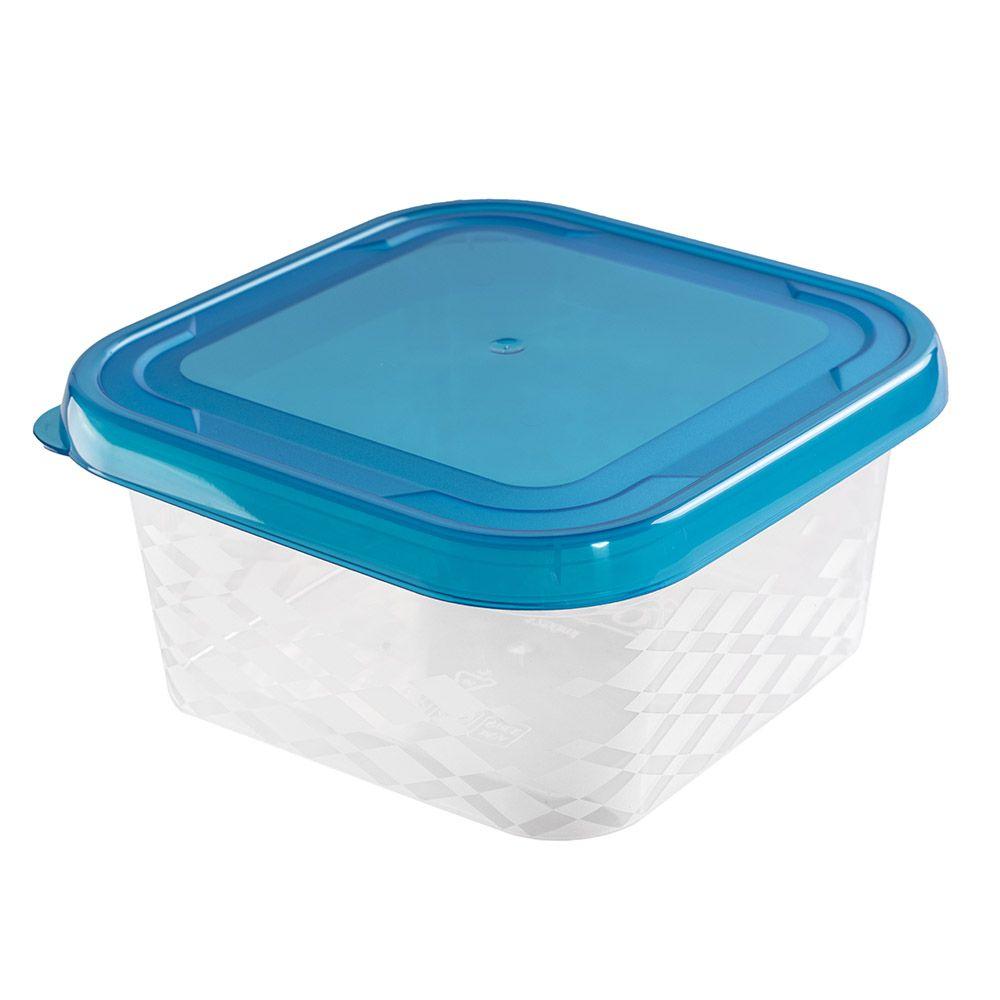 Dóza na potraviny Blue 1,25l Smart Cook
