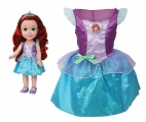karnevalový kostým Disney a princezná Ariel
