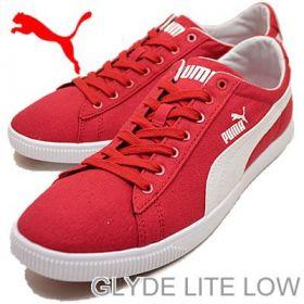 Puma Glyde Lite Low Tenisky, Pánská obuv Velikost 42(EUR) - 8 (UK) - 9 (US)