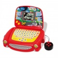 DISNEY Mickey mluvící laptop notebook CZ/SK auto